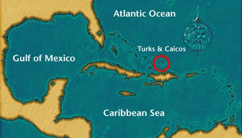 turks and caicos weather map Provo Net Turks And Caicos Islands Weather Map